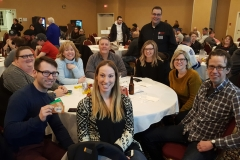 2019 Great Trivia Challenge - Third Place Burchell MacDougall