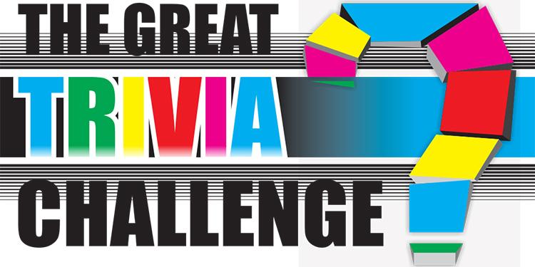 2016 Great Trivia Challenge