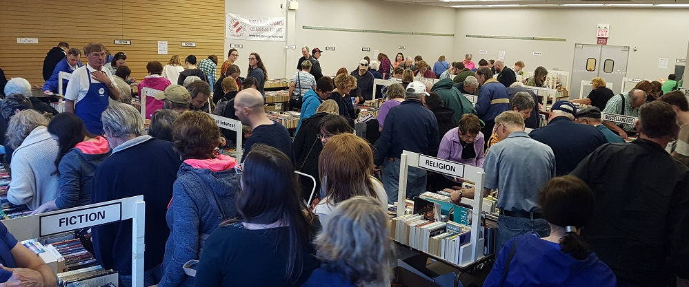4th Annual Colchester Book Fair Coming Soon